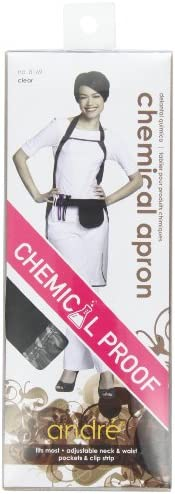 Andre Chemical Apron Clear product image