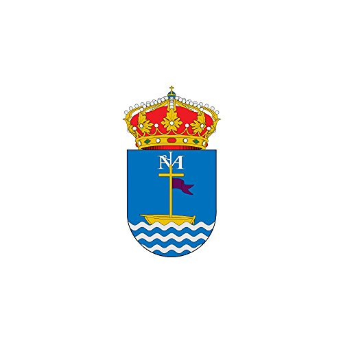 magFlags Bandera Large Municipio de El Barco de Ávila | 1.35m² | 120x120cm