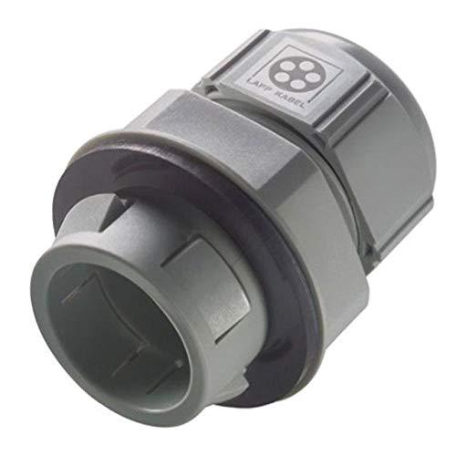 1 Stück Lapp 53119020 SKINTOP GMP-GL-M 20x1,5 RAL 7001 Gegenmutter silbergrau
