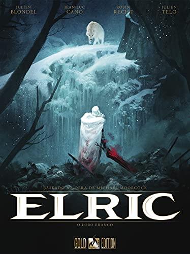 Elric Vol. 02: O Lobo Branco (Brinde: marca página Stormbringer)