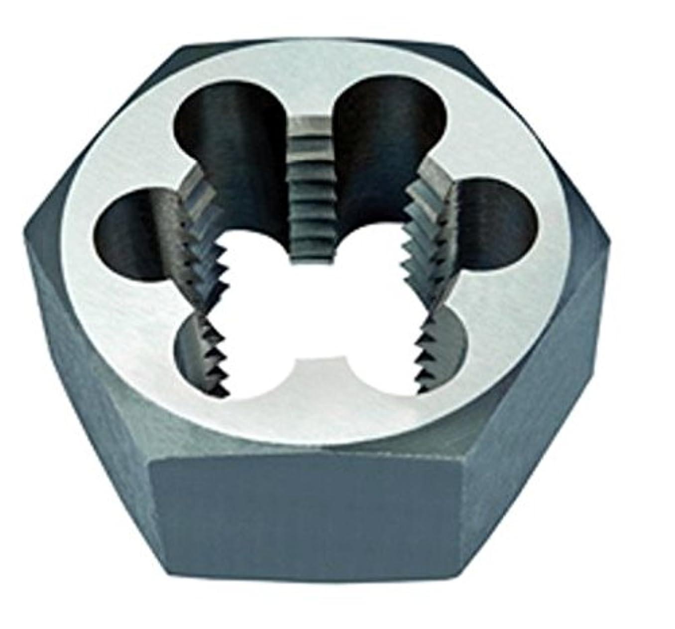 Alfa Tools CSHD70881C 1/2-20 Carbon Steel Carded Hex Die 1.7/16