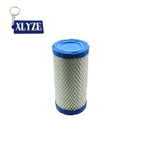 XLYZE Air Filter for Briggs & Stratton 820263 John Deere M113621 MIU10783 Kawasaki 11013-1290 11013-7029 11013-7048 Kubota 1G659-11222 6A10082630 6A10082632 K1211-82320 K121182320 K2581-82311