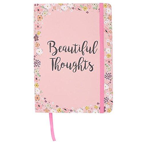 Cuaderno De Notas - Tapa Dura A5 - Beautiful Thoughts