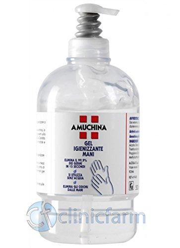 Amuchina Gel Igienizzante Mani Disinfettante, 500...