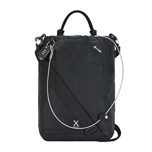 Pacsafe Travelsafe X15 - Mobiler Safe mit TSA-Zahlen Schloß, Trage-Tasche mit...
