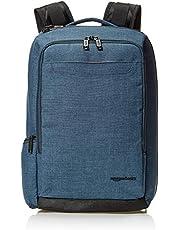 حقيبة ظهر رفيعة بتصميم رفيع مناسبة للحمل اثناء التنقل من أمازون بيسكس، لون اخضر - للرحلات الليلة
