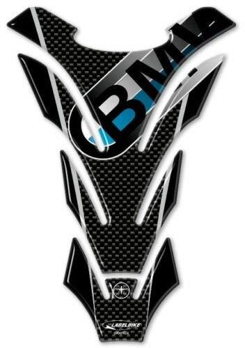 Tank Reservoir Stickers 3D Resin Carbon Tank Protection kompatibel mit BMW