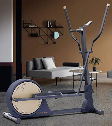 YUMO 2021 Elliptischer Crosstrainer, Home Gym, Übungsschrittgerät, Air Walker, Kompakt