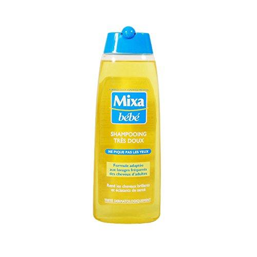 Mixa Bebe Soft Baby Shampoo 250ml