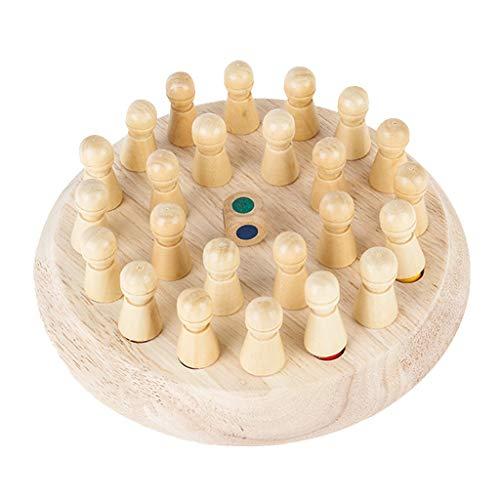 Kinder Memory Match Games Brettspiel Spielzeug Denkspiel Knobelspiel Board Game Stick Schachspiel Familie Party Holzpuzzles Frühe Pädagogische Entwicklung Spielzeug für Kinder Geschenk Geduldspiel