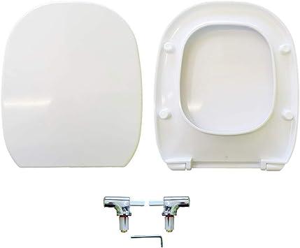 Copriwater 500 Pozzi Ginori Soft Close Termoindurente Bianco Originale Amazon It Fai Da Te