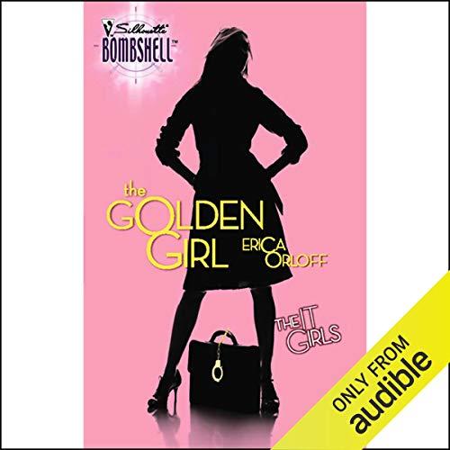 The Golden Girl audiobook cover art