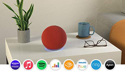 All-new Echo (4th generation) | PRODUCT(RED)