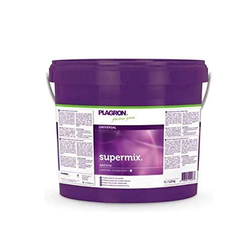 Complément de Substrat pour la Culture Bio SuperMix Plagron (5L)