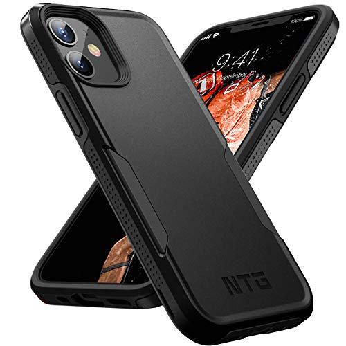NTG [1st Generation] Designed for iPhone 11 Case, Heavy-Duty Tough Rugged Lightweight Slim...