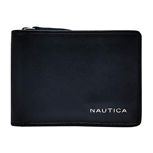 Nautica Men's 31NU13X005, Black, One Size
