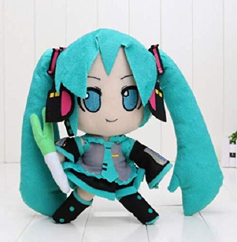 Boneca Pelucia Anime Hatsune Miku Vocaloid