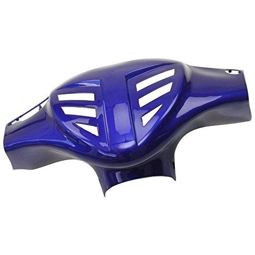Xfight-Parts Seitenverkleidung hinten rechts blau 111 4Takt 50ccm GMX 550