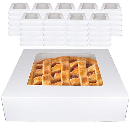 White Bakery Pie Boxes 45 Pk Pro...