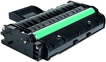 Tóner SP201HE Negro reciclado para Ricoh Aficio SP200 SP201N SP203S SP204SF 407254,2.600Páginas