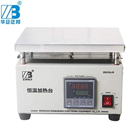Ranking Large discharge sale TOP7 Soldering preheating station 220V 1200W LCD P Digital Thermostat