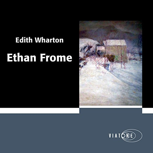 Ethan Frome [Danish Edition] cover art