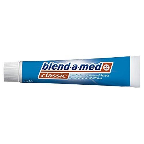 Blend-a-med Classic Zahncreme, 75ml