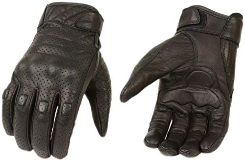 Ted and Jack - The Enforcer 2.0 Reinforced Knuckle Leather Tactical Glove in XL