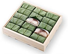 [ 高野街道名産 柿の葉寿司 ] 柿の葉すし(鯖)15個入