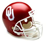 NCAA Oklahoma Sooners Deluxe Replica Casco da calcio