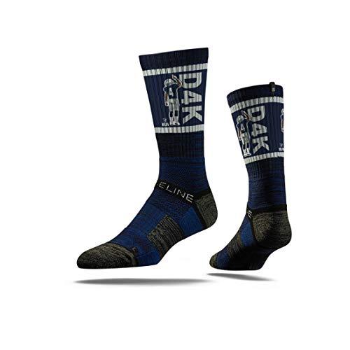 Strideline Dak Prescott D4K Dallas NFLPA Socken Navy, M/L