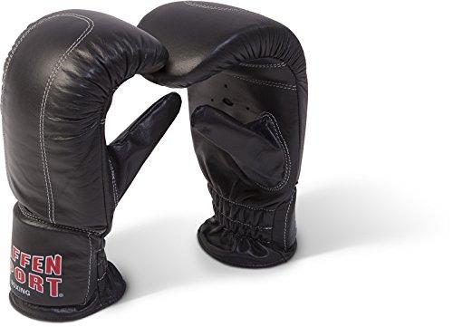 Paffen Sport KIBO Fight Boxsack-Handschuhe; schwarz; GR: M/L