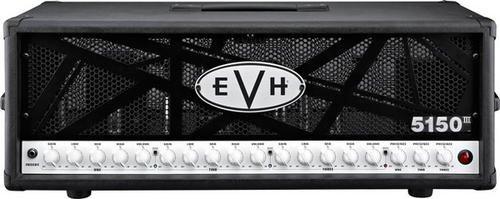 EVH 5150 III 100S Stealth Head · Topteil E-Gitarre