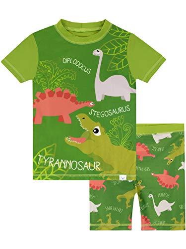 Harry Bear pojkar dinosaurie tvådelad baddräkt