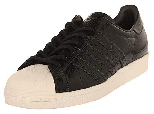 adidas Superstar 80 S Damen Sneaker Schwarz