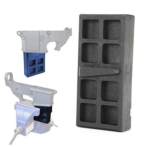 XFB-Werkzeug, Lower Receiver Vise-Block 5,56/0,223 AR15 M4 M16-Gewehr-Werkzeug-Satz Stock