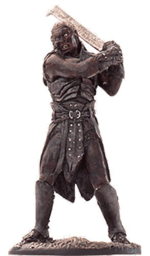 Lord of the Rings Figurine Collection Nº 17 Ugluk