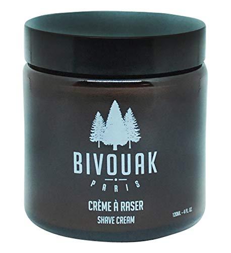 BIVOUAK Crème à Raser Bio