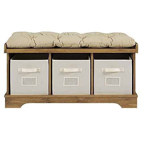 Walker-Edison-Furniture-Company-Modern-Farmhouse-Entryway-Shoe-Storage-Bench-Totes-Upholstered-Cushion-Hallway-Organizer
