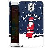 DeinDesign Samsung Galaxy Note 3 Coque Étui Housse Paris Saint-Germain Produit sous Licence...