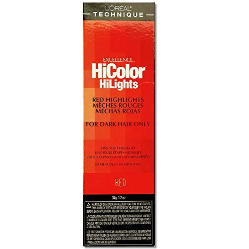 L'Oreal Excellence HiColor Red 1.2 oz