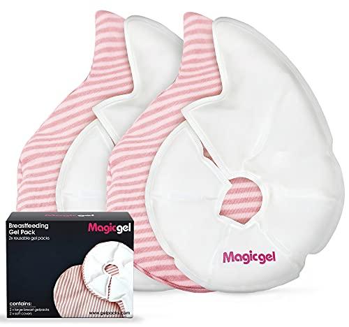 Luxury Breast Gel Packs by Magic Gel