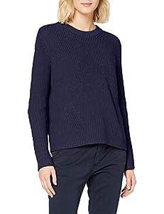 ESPRIT Damen 129Ee1I007 Pullover, Blau (Navy 400), (Herstellergröße: XX-Large)