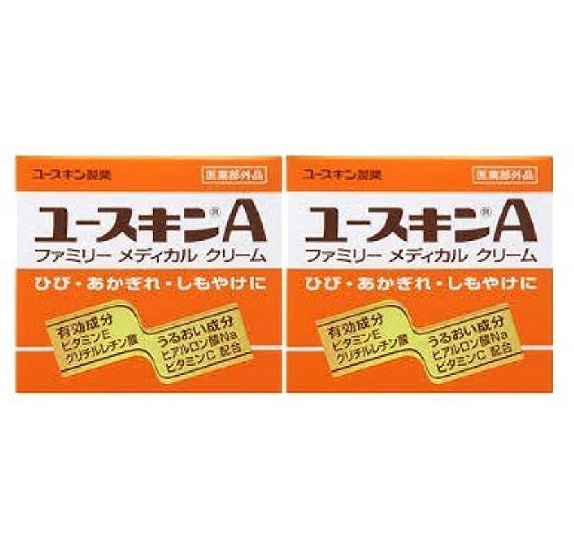 合法ファイナンス抜け目がない【2個セット】ユースキンA ( 120g ) ( ハンドクリーム )