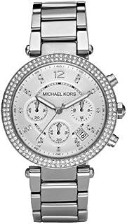Michael Kors Women Stainless Steel Watch Mk5353, Analog Display