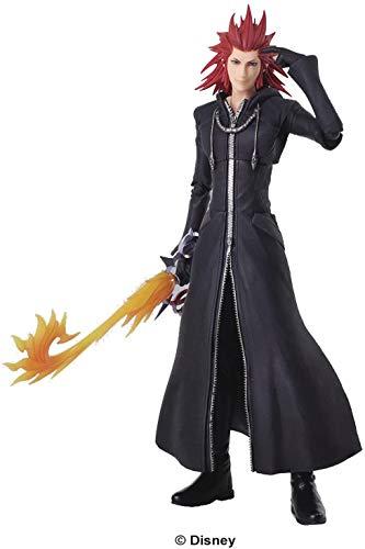 Square Enix Kingdom Hearts III: Axel Trae Arts Figura de acción