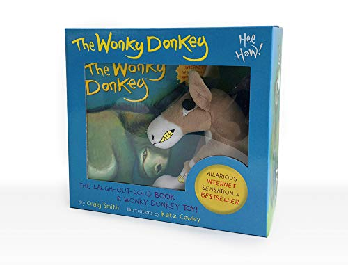 Compare Textbook Prices for The Wonky Donkey Book & Toy Boxed Set 1 Edition ISBN 9781407197791 by Smith, Craig