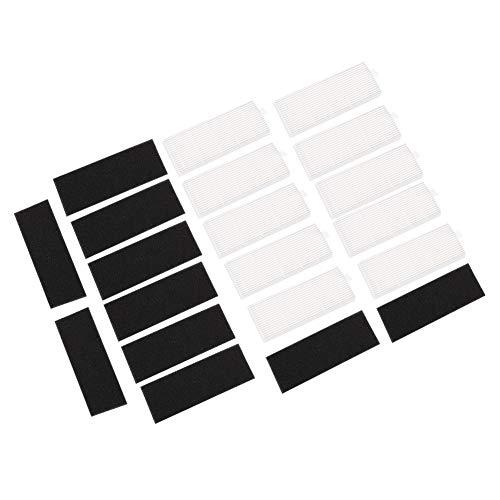 10 Pcs Aspirateur Accessoire Filtre Cartouche Fit pour Balayeuse Ilife A4 A4S A6 Kit I207