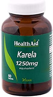 HealthAid Karela Extract 1250mg - 60 Tablets