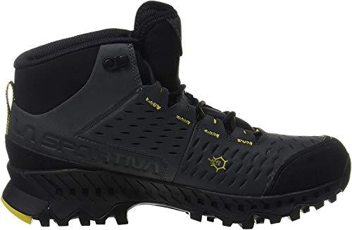 La Sportiva 24H900100.43 Pyramid GTX Calzado de Trekking Carbon/Yellow